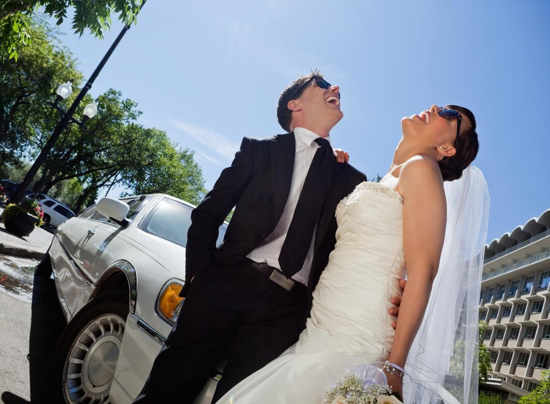 This is a picture of  weddings car hire.